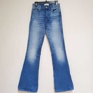 Henry & Belle High Waisted Flare Jeans Size 28